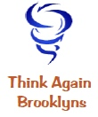 think again brooklyns logo wname