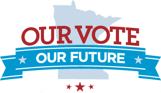 our vote our future - color