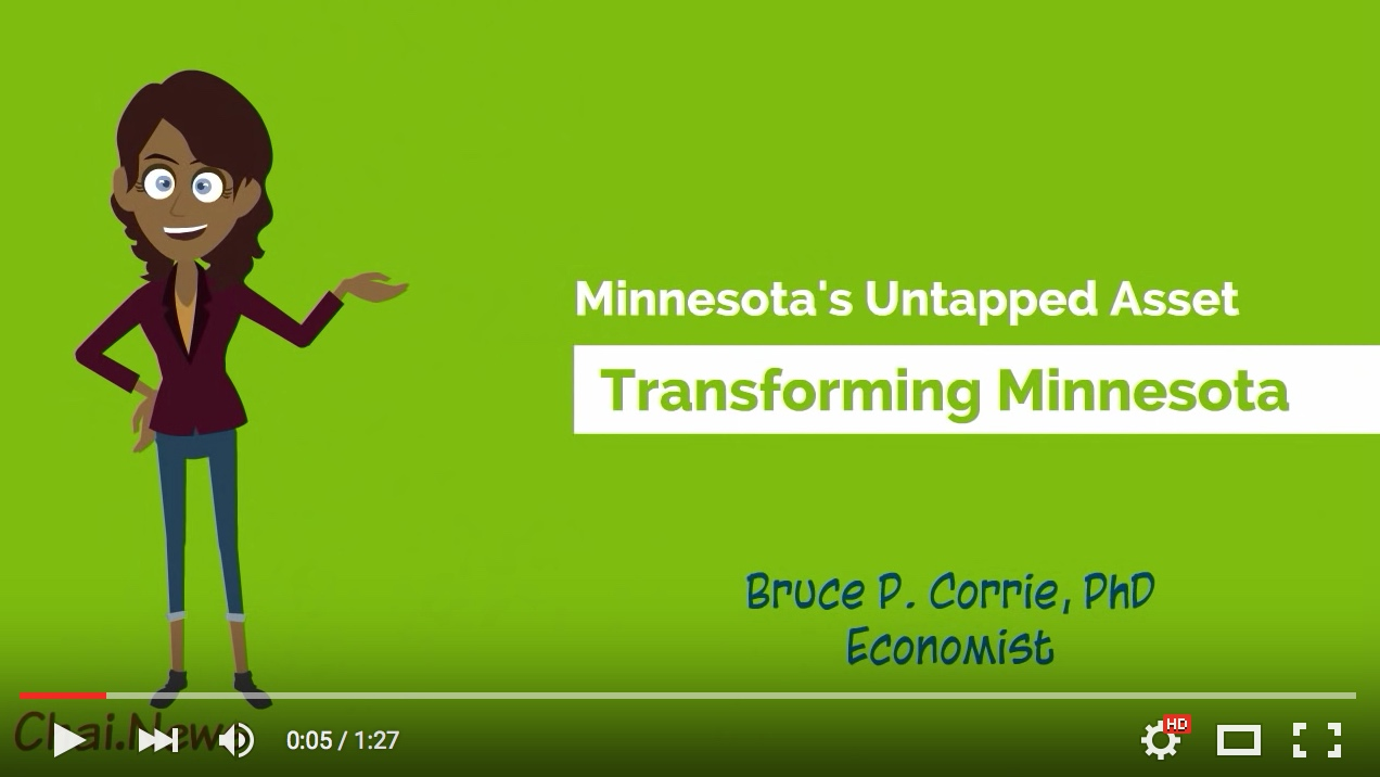 immigrants transforming mn dr. bruce p. corrie 92015